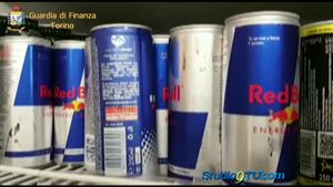 Sequestrate 15.000 lattine di un noto energy drink